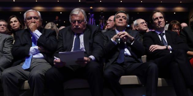 François Fillon critiqué pour le manque de parité dans son équipe de campagne