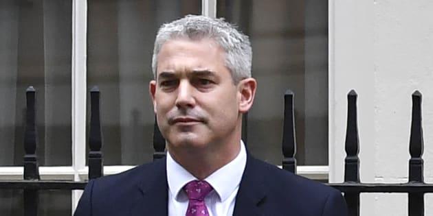 Après la démission de Dominic Raab, le secrétaire d'Etat à la Santé et eurosceptique Stephen Barclay a été choisi.