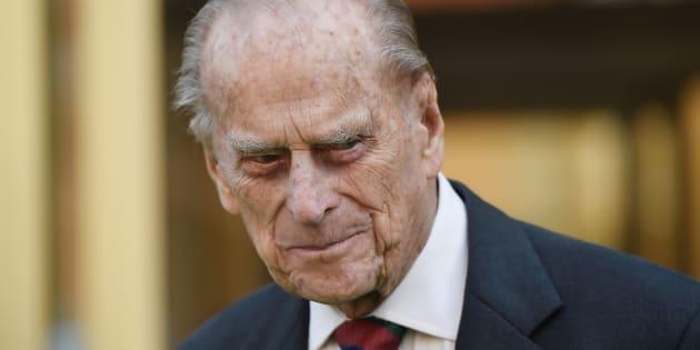 Le prince Philip a quitte l'hôpital