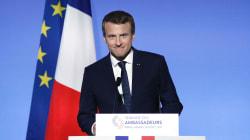 Macron tacle Mélenchon en qualifiant le Venezuela de