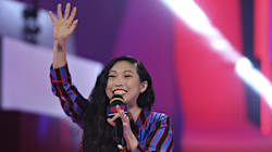 Awkwafina Met 'Justin Trudeau' And Made History At The