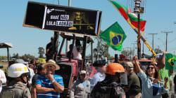 PT chama de 'barbárie fascista' agressões a militantes em caravana do Lula pelo
