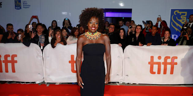 Viola Davis at the world premiere of 'Widows' at the Toronto International Film Festival on Sept. 8, 2018.