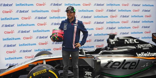 La carrera de Pérez sigue ascendiendo, ahora con Force India se sigue posicionando entre los pilotos más nombrados de la F1.