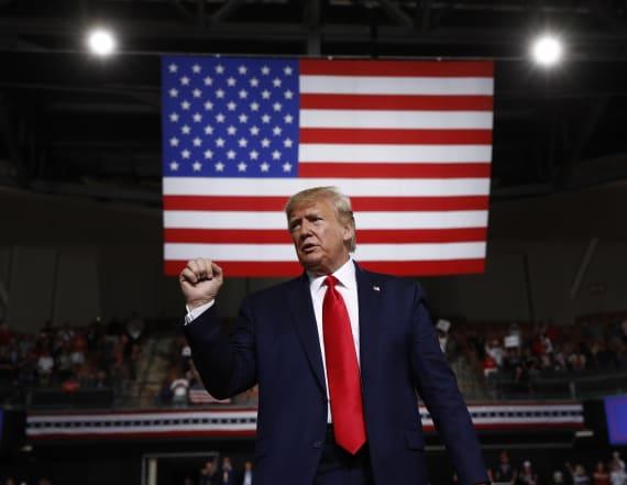 Trump gets surprise endorsement