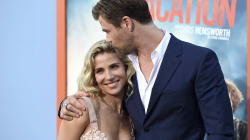 Everyone Relax, Chris Hemsworth's Marriage Is Going Just