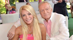 It Seems That Crystal Harris Really Did Marry Hugh Hefner For