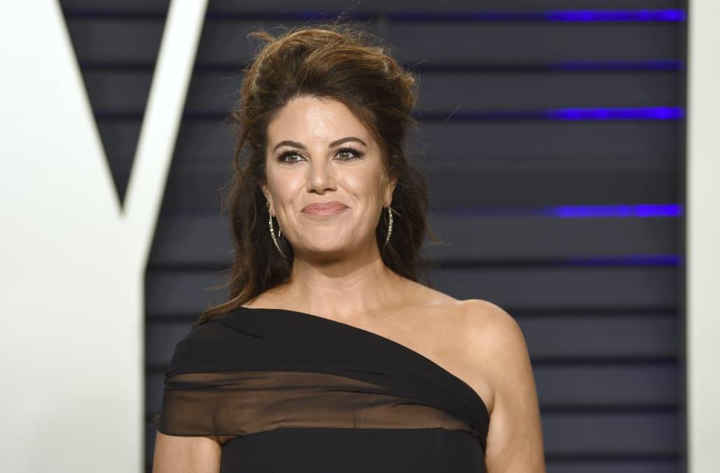 Monica Lewinsky slams 47-month Manafort sentence - AOL News