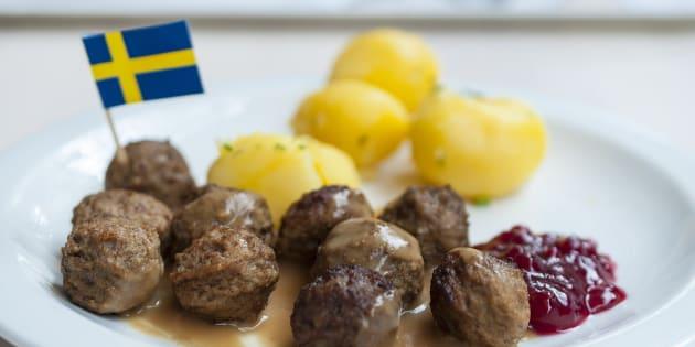 La Svezia rivela: le polpette Ikea sono turche
