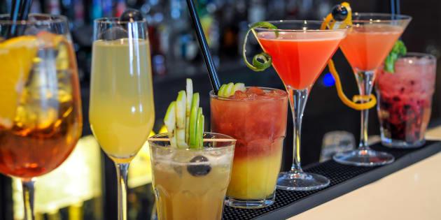L'art des cocktails l'avenir du bar