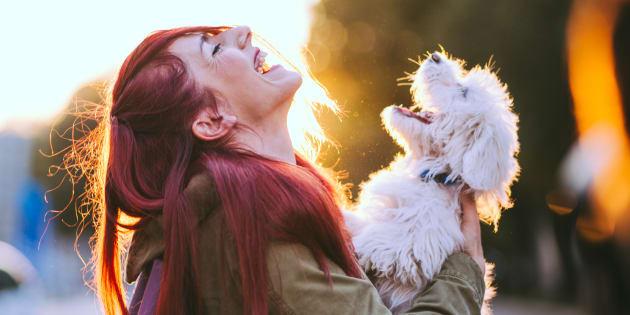 Amare gli animali aiuta a connetterci con gli altri, e con i nostri sentimenti