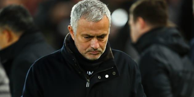 Bye bye Mourinho, You'll Never Walk Alone