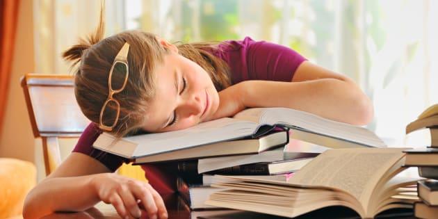 La narcolepsie touche aussi les adolescents (illustration)