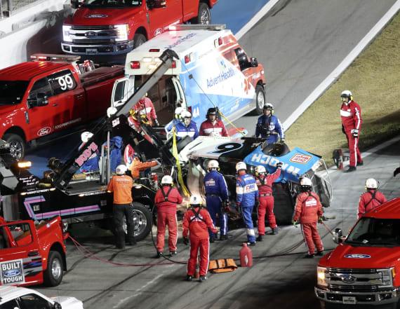 Update given on Ryan Newman after Daytona 500 crash