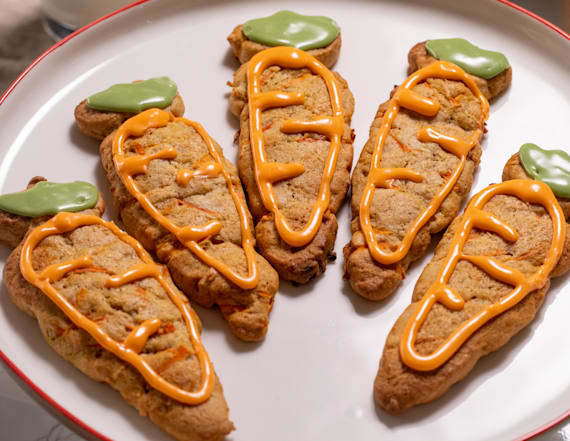 Best Bites: Carrot cake cookies with frosting