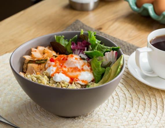 Best Bites: Breakfast salad