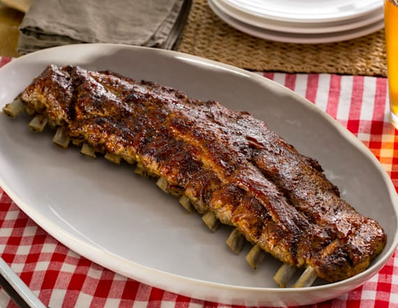 Best Bites BBQ Favorites: Instant Pot BBQ ribs
