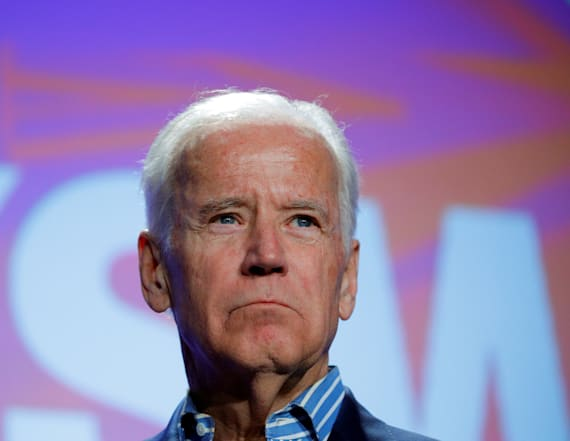 Biden says he's 'ashamed' of Trump's border policy