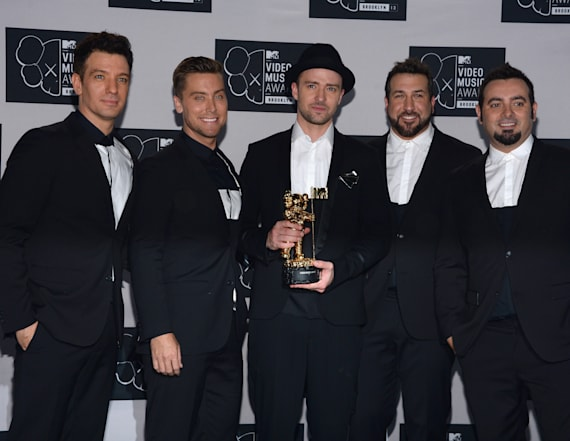 NSYNC to reunite for Hollywood Walk of Fame ceremony