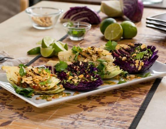Best Bites BBQ Favorites: Grilled wedge salad