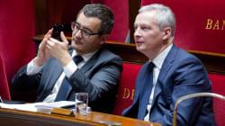 Le premier budget du quinquennat adopté sur fond de controverse sur le pouvoir