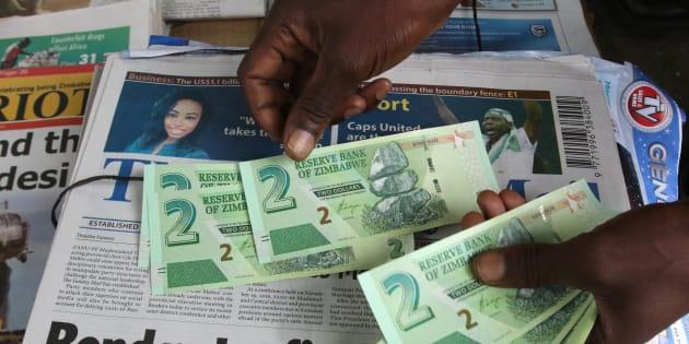 Solving Zimbabwe S Currency Crisis