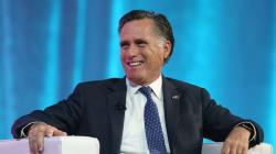 Mitt Romney de retour dans l'arène