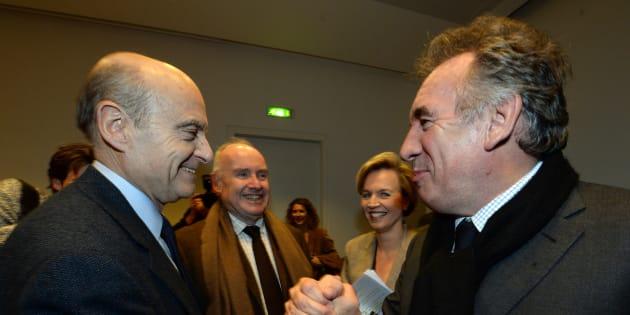 """Les proches de François Bayrou rappellent qu'il ne s'est engagé que pour Alain Juppé. Pour le reste, il est """"libre""""."""