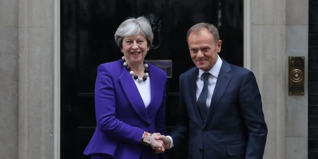 """""""Il n'y aura jamais de second référendum"""" sur le Brexit, l'analyse par le HuffPost britannique."""