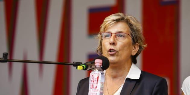 Marie-Noelle Lienemann n'est finalement pas candidate à la primaire.