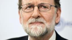 Mariano Rajoy annuncia in lacrime,