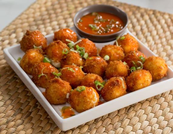 Best Bites: Buffalo cheese balls