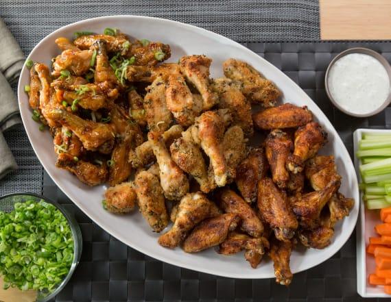 Best Bites: 3 twists on chicken wings