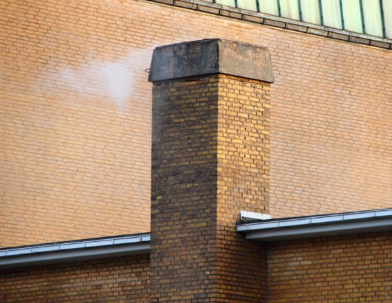 Crematorium oven malfunction sends ashes into air