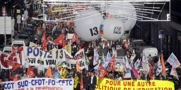 Premier jour de la rentrée et premiers appels à la grève pour les syndicats de l'Éducation Nationale.