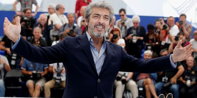 El actor Ricardo Darín en el 'photocall' de Cannes en mayo de 2017.