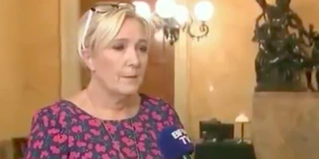 Affaire Benalla: Pourquoi la députée Marine Le Pen sera au Sénat ce jeudi.