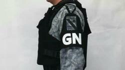 FOTOS: Así estarán uniformados los elementos de la Guardia