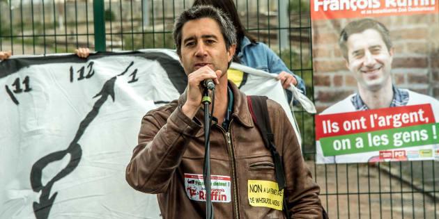 Élu député, François Ruffin se paiera au Smic