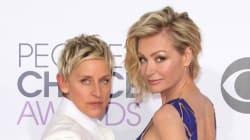 Te enamorarás con las tiernas imágenes del aniversario de boda de Ellen