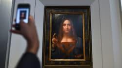 Nel 2017 l'arte farà incassare più del vino, merito anche di Leonardo da