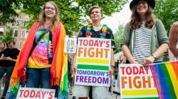 BLOG - Pour que l'homosexualité ne soit plus considérée comme un crime nulle part, il faut changer les esprits et les