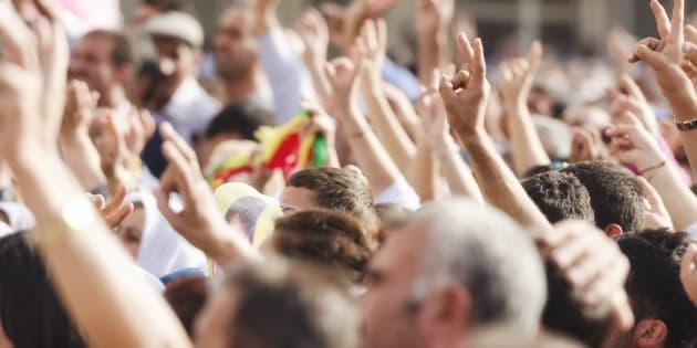 Scendiamo in piazza per i diritti umani, oggi più che mai