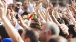 Scendiamo in piazza per i diritti umani, oggi più che
