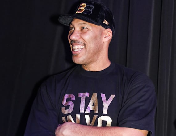 LaVar Ball calls LeBron James 'too weak'