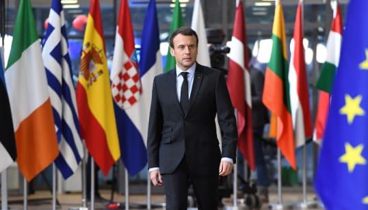 Comment Macron veut faire du forum de Paris un