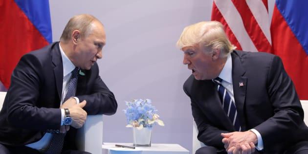 Trump a tenté de négocier un projet immobilier à Moscou pendant la présidentielle