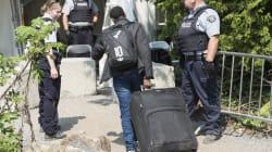 Demandeurs d'asile: Roxham Road, passage vers une vie