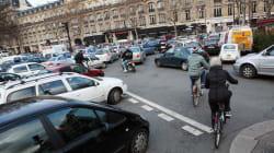 S'engager dans un carrefour encombré à Paris sera désormais verbalisé par