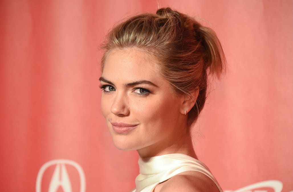 d2b17a3a3 Kate Upton covers the 2017 'Sports Illustrated' Swimsuit Issue - AOL ...